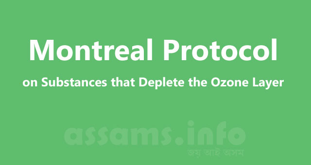 the ozone layer and the montral protocol The montreal protocol on substances that deplete the ozone layer (the montreal protocol) was agreed on 16 september 1987 and came into effect on 1 january 1989 it.